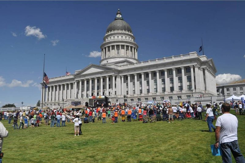 Take back utah attendees
